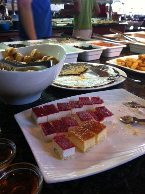 restaurant Japonais suite
