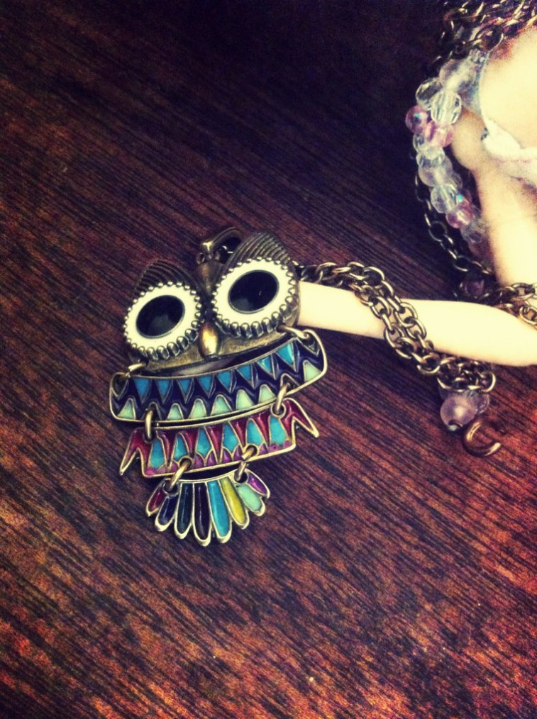 Le hibou enchanteur