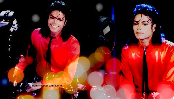 """""""L'amour est ce qui rend la vie vivante, heureuse et nouvelle. C'est le flux d'énergie qui motive ma musique, ma danse, tout. Tant que l'amour est dans mon c½ur, il est partout ailleurs."""" Michael Jackson"""