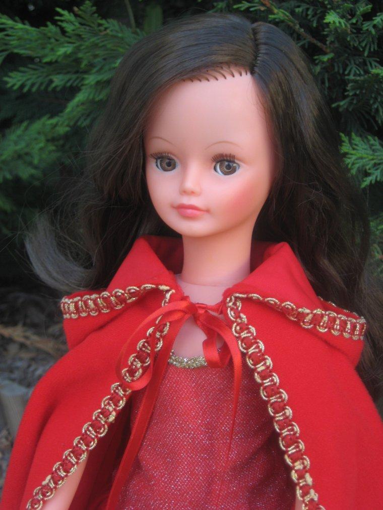 Le petit chaperon rouge.....