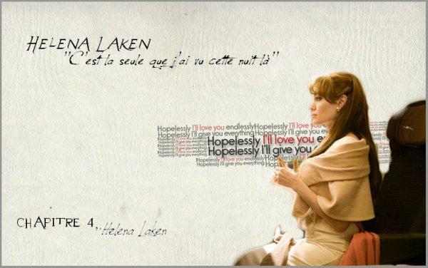 Chapitre 4. Helena Laken.