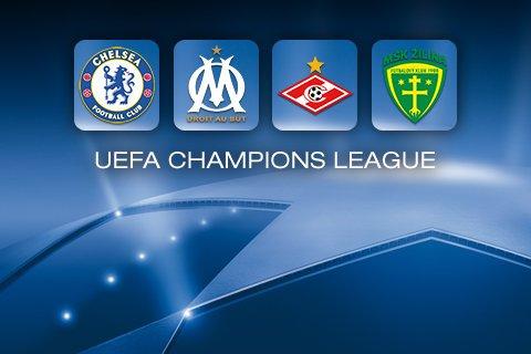 ■ Officiel-Lucho-Gonzalez ■ # Article 5 : Champions League.