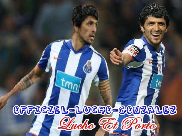 ■ Officiel-Lucho-Gonzalez ■ # Article 3 : Lucho & Porto