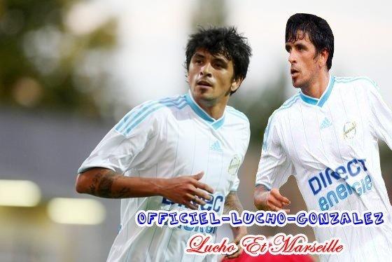 ■ Officiel-Lucho-Gonzalez ■ # Article 4 : Lucho & Marseille.