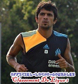 ■ Officiel-Lucho-Gonzalez ■ # Article 2 : Classement de Ligue 1