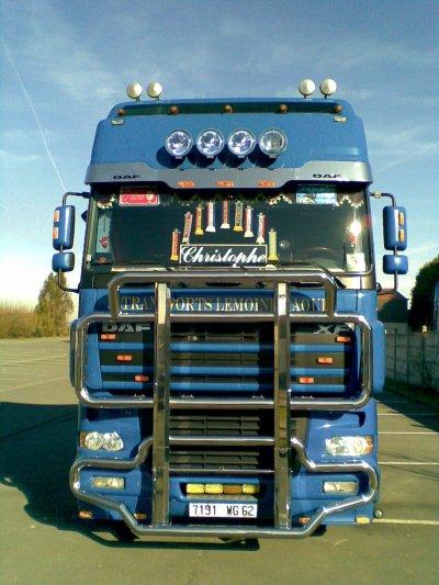 Mon ancien camion