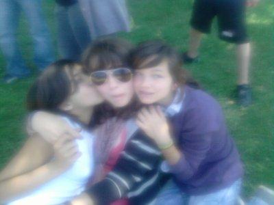 jumelle, meillleure-amie et moi