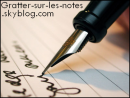 Photo de Gratter-sur-les-notes