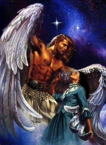 Je serais ton ange gardien ma chérie ton amour pascal qui t aime......