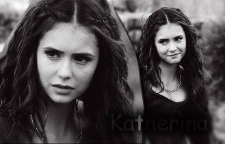 Elena Gibert&Katarina Petrova(Katherine Pierce)
