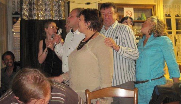 soirée karaoke a la pomme d or epoisse
