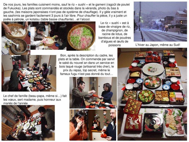 Shôgatsu, le Nouvel An