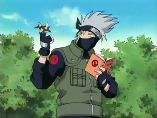~*~ Fiche Personnage : Kakashi Hatake ~*~
