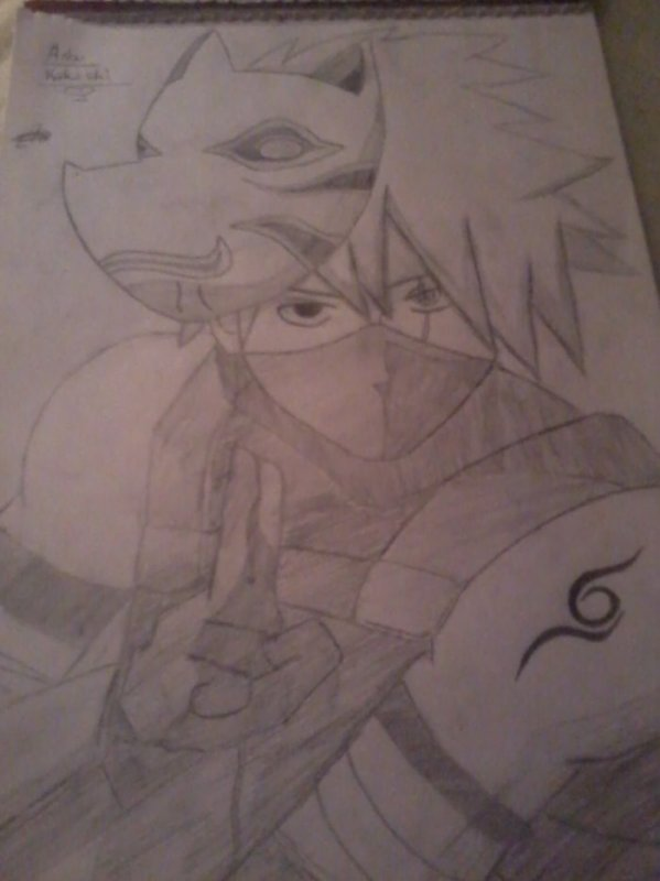 *¤*** One Shot : Flash Back Saku'aya & Kakashi *** ¤*