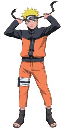 ~*~ Fiche Personnage : Naruto Uzumaki ~*~