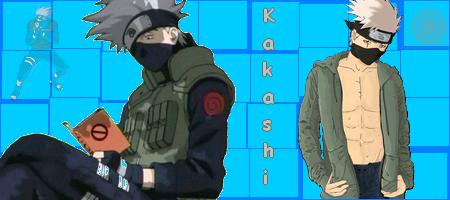 ¤ ~ Montages Kakashi ~ ¤