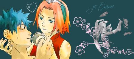 ~¤ Montages Sakura & Kankurô ¤~
