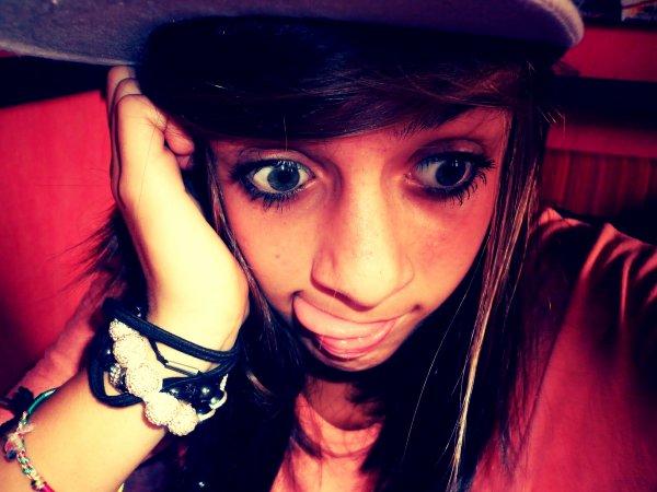 Si t'aimer est une folie, je serai folle toute ma vie.