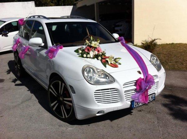 LOCATION PORSCHE CAYENNE TURBO S MARIAGE REUNION 0692 54 93 58