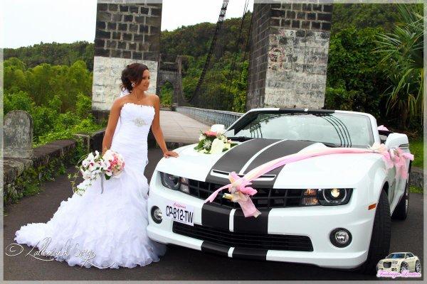 LIMOUSINE REUNION FREDERIQUE LOCATION VOITURE MARIAGE 0692 54 93 58