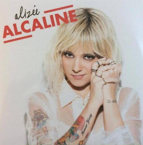 Alizée - Alcaline  (2014)