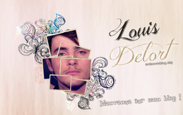 Bienvenue sur LDelort, ta source sur Louis participant à The voice sur tf1.