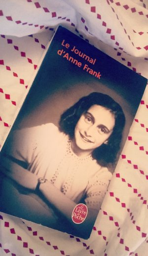 Le journal d'Anne Frank, ANNE FRANK