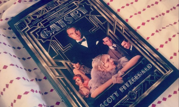 The Great Gatsby, F. SCOTT FITZGERALD