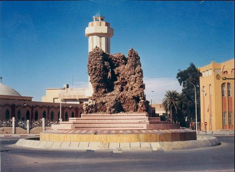 OUARGLA  *  place de la republique*