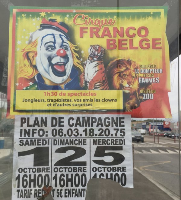 Blog de passion cirque 13 page 50 passion cirque 13 - Pimkie plan de campagne ...