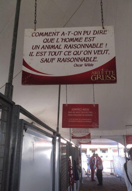 Grand reportage sur le cirque Arlette Gruss, Partie 5 : Le Zoo (1)