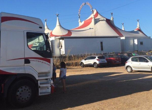Grand reportage sur le cirque Arlette Gruss, Partie 5 : Les vues générales !