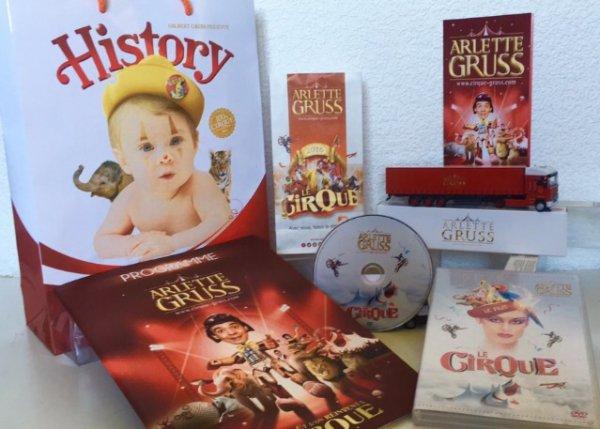 Grand reportage sur le cirque Arlette Gruss, Bonus !