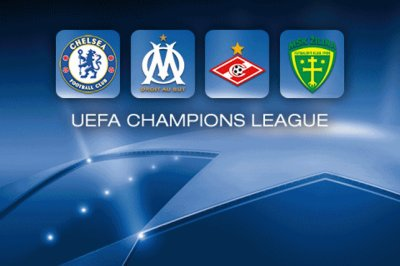 Zone Ligue des Champions OM
