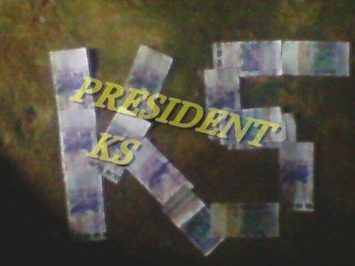 PRESIDENT KS