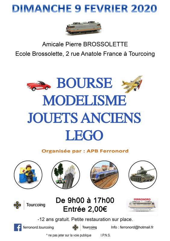 4 eme BOURSE MODELISME