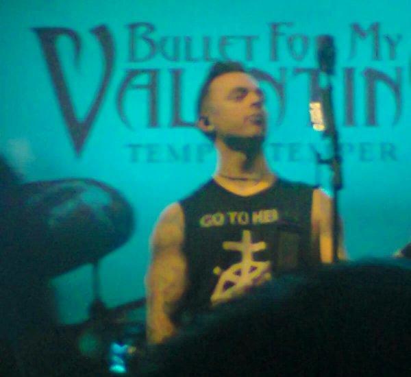 Photos (de mauvaises qualités malheureusement) du concert de BFMV