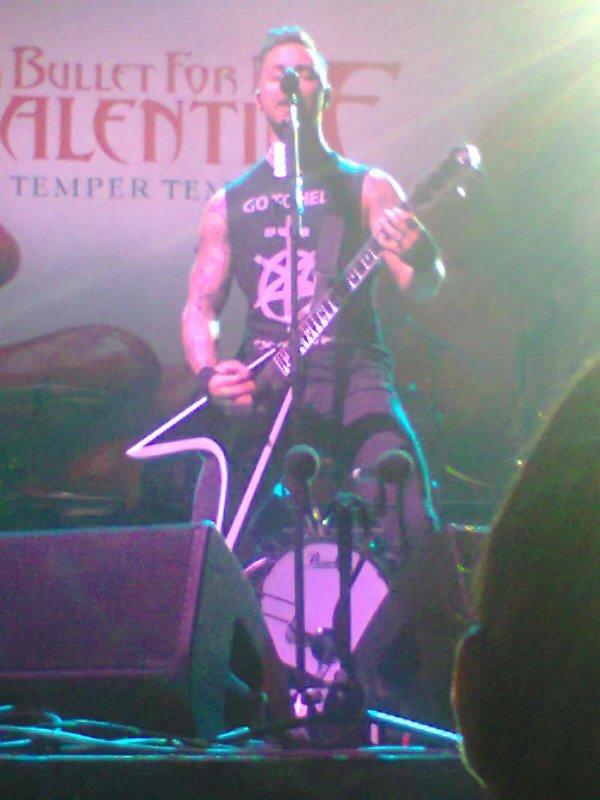 Photos du concert de BFMV partie 2