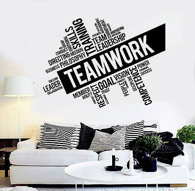 Vive le travail d'équipe