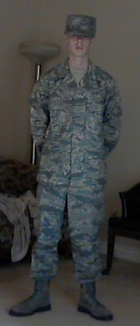MY COMBAT GEAR! (Air Force Issue)