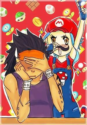 Je suis Natsu de Fairy Tail ! Et j'ai jamais vu ta sale gueule !