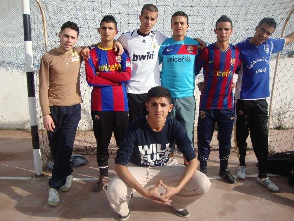 equipe chabab tajdid riyadi
