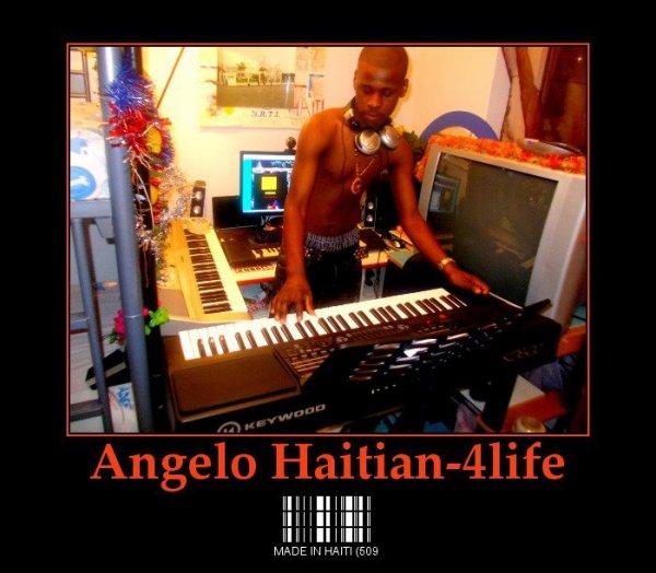 Angelo Haitian-4life