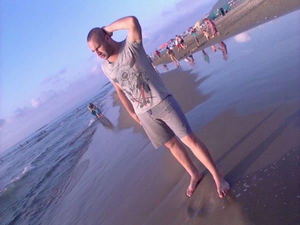 moi a la plage