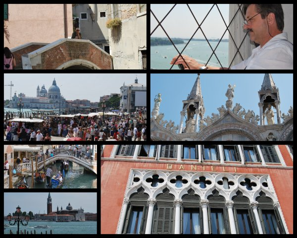 Notre voyage à Venise...... que du bonheur !!!