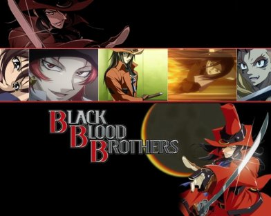 Black Blood Brothers (Shōnen)