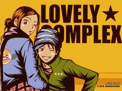 lovely complex (shojo )