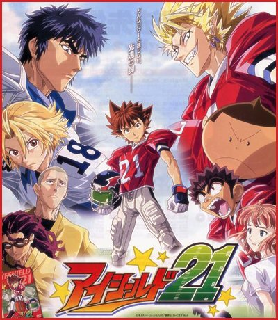 Eyeshield 21 ( shonen )