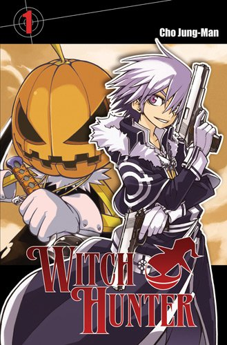 Witch Hunter ( shonen )