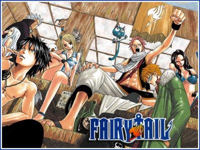 Fairy tail  (Shōnen )